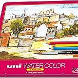 三菱鉛筆 水彩色鉛筆 ユニウォーターカラー 24色 UWC24C
