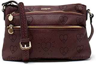 Luxury Fashion | Desigual Womens 19WAXPB7BROWN Brown Shoulder Bag | Fall Winter 19