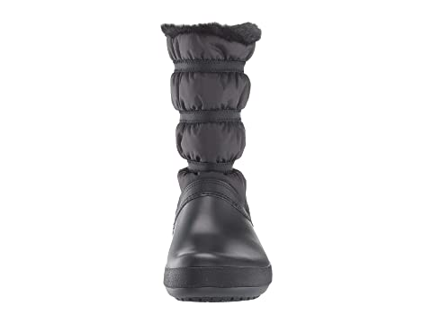 Crocs CROCBAND WINTER BOOT Black Free delivery | Spartoo