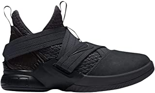 Nike Lebron Soldier XII SFG (GS) Youth, Anthracite/Anthracite-Black 4.5Y