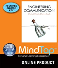 MindTap Engineering for Knisely/Knisely's Engineering Communication, 1st Edition