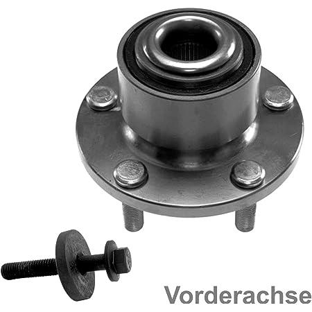 1x Radlager Radlagersatz Mit Integriertem Magnetischen Sensorring Vorderachse Vorne Rechts Links Auto
