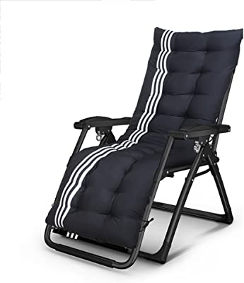 Folding Chairs ZR- Recliners Lunch Break Household Multifunction Lazy Chair Beach Chair Easy Chair Portable