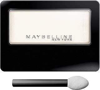 Maybelline New York Expert Wear Single Eyeshadow, Vanilla [10S] 0.09 oz (Pack of 2)