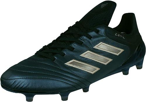 Adidas Copa 17.1 FG, pour Les Chaussures de Formation de Football Homme, Noir cobmet Negbas, 40 EU