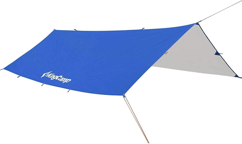 KingCamp Camping Tarp Inexpensive UPF50+ Waterproof Hammock F 16.4x10FT New Shipping Free Shipping Rain