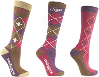 Ladies girls pack of 2 fun novelty wellington welly socks size 4-7