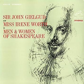 Men & Women of Shakespeare