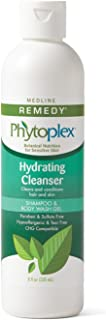 Medline MSC092008 Remedy with Phytoplex Hydrating Cleansing Gel, 8 oz (Pack of 12)