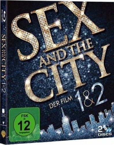 Sex and the City 1 & 2 (inkl. 4er Fan-Postkartenset)