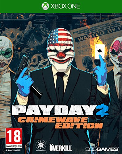 Pay Day 2: Crimewave Edition