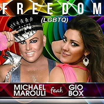 Freedom (LGBTQ) [feat. Gio Box]