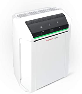 Hindware Agnis Air Purifier with True HEPA Filter for Home and Office (White)