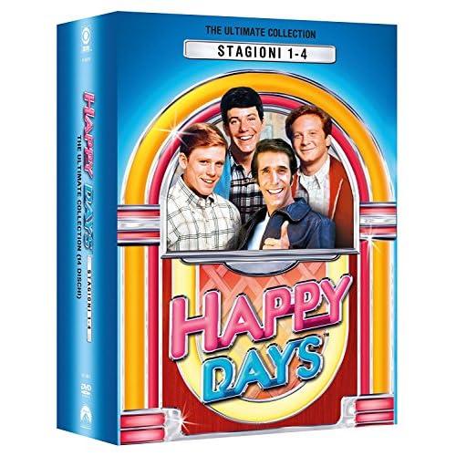 Happy Days Boxset Stg.1-4 (Box 14 Dvd)