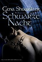 Schwarze Nacht: Die Herren der Unterwelt (German Edition)