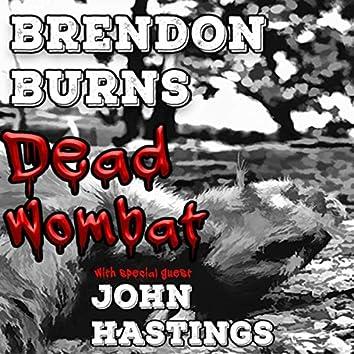 Dead Wombat