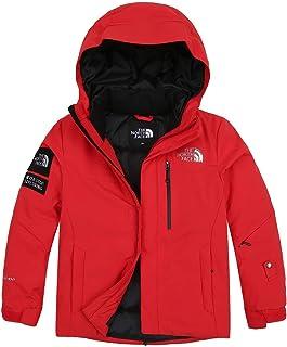 [ザ?ノース?フェイス(The NorthFace)] ジュニア スキー ダウン ジャケット 子供服?ベビー服?キッズ服 ボーイズ?男の子 RED [並行輸入品]