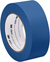 3M 3903 Vinyl Duct Tape - 2 in. x 150 ft. Blue Rubber Adhesive Tape Roll with Abrasion, Chemical Resistance. Sealing Tapes