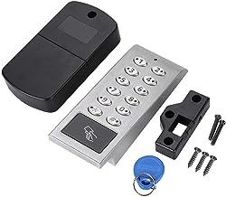 Deurslot Roestvrijstalen elektronische digitale wachtwoord toetsenbord kast deurcode vergrendeling batterij niet inbegrepe...