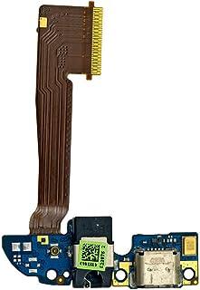بواسطة Walking Slow-Replacement Micro USB Charging Dock Mic Headset DC Jack Flex Ribbon متوافق مع HTC ONE M8 (دبوس واحد)