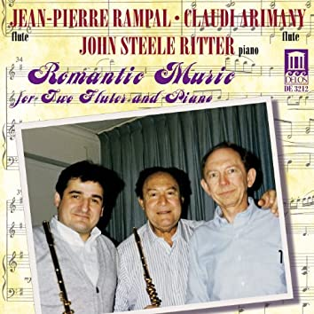 Chamber Music - Doppler, F. / Kuhlau, F. / Mozart, W.A. / Bohm, T. / Hugues, L. (Romantic Music for 2 Flutes and Piano)