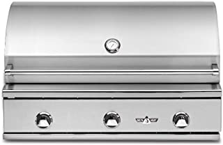 Delta Heat Built-in Gas Grill (DHBQ38G-D-L), 38-Inches, Propane