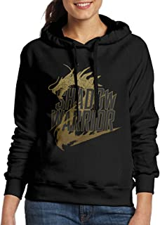 Shadow Warrior 2 Game Logo Women's Printing Design Hoodies