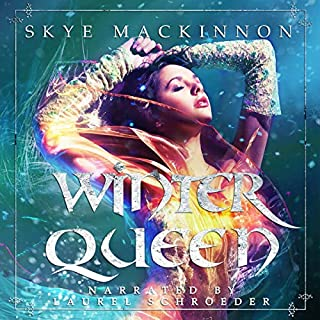 Winter Queen: Fantasy Reverse Harem audiobook cover art