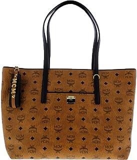 MCM Womens Anya Shopper Shopper Medium