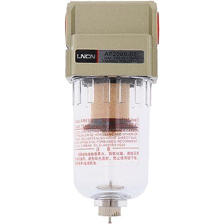 Magideal Af3000 03 3 8 Partikel Luftfilter Kompressor Wasser Feuchtigkeit Trap Reiniger Baumarkt