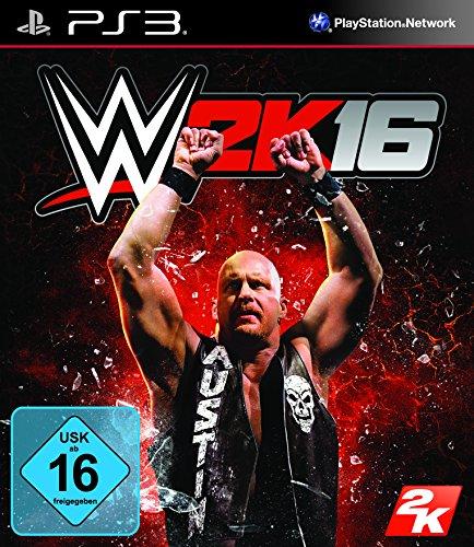 WWE 2K16 [Importación Alemana]