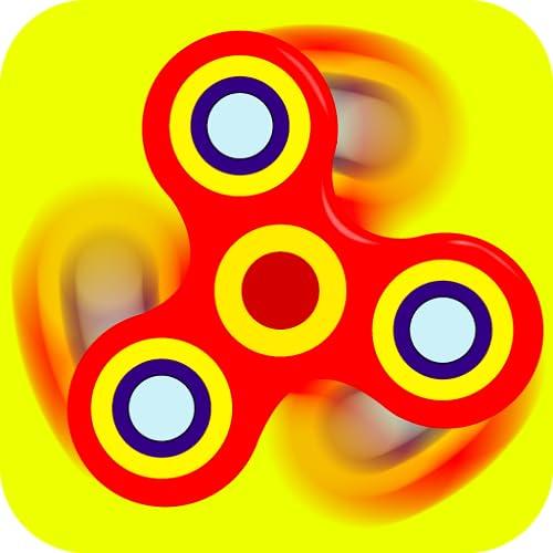 Fidget Spinner Games - Finger Spinners & Fidget Toys