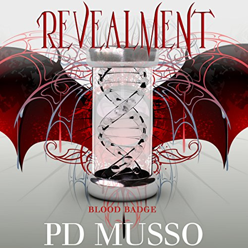 Revealment audiobook cover art