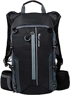 Bolsa impermeable de bicicleta de ciclismo montañero mochila transpirable 10l ultraligera bicicleta bolsa de agua escalada ciclismo mochila de hidratación