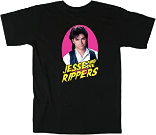 Full House Uncle Jesse Jesse and The Rippers T-Shirt