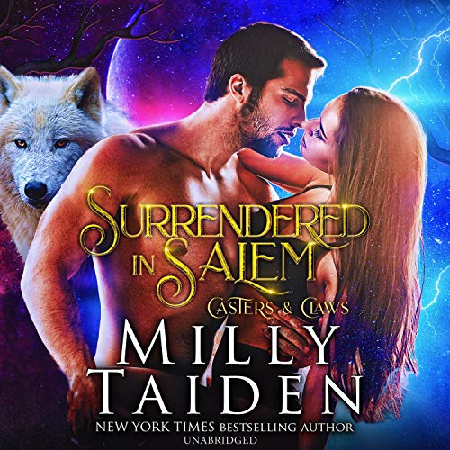 Surrendered in Salem Audiobook By Milly Taiden cover art