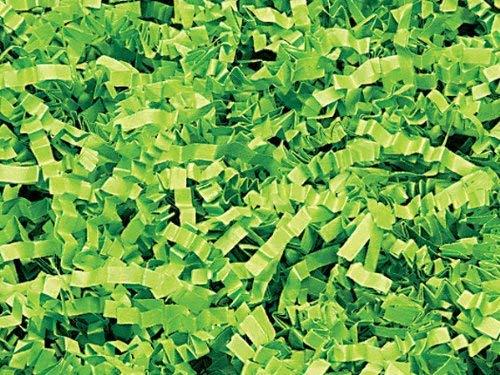 Lime GreenPaper Shred