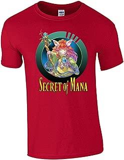 Best secret of mana shirt Reviews
