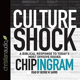 Culture Shock audiobook cover art