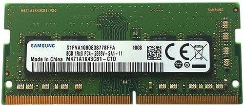 Samsung M471A1K43CB1-CTD 8GB DDR4 PC4-21300, 2666MHZ, 260...