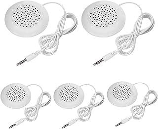 5pcs DIY Pillow Speaker, New 3.5mm Mini Stereo Speaker for MP3 Phone Portable CD photo