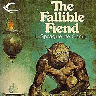 The Fallible Fiend audiobook cover art