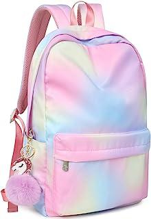 Backpack for Women Girls School Book bags Lightweight Large 15.6 Daypack Waterproof Nature Laptop Backpacks