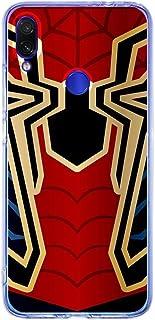 Capa Personalizada Xiaomi Redmi Note 7 - Super Heróis - SH14