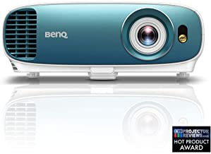 BenQ 4K Home Entertainment Projector TK800M | Native Resolution UHD (3840x2160) with 8.3M Pixels with High Brightness 3000lm (Renewed)