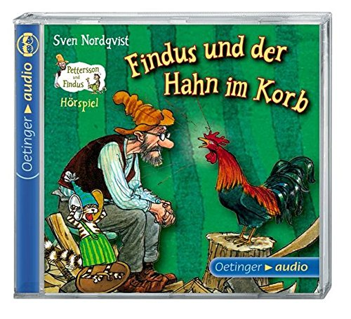 Findus und der Hahn im Korb (CD): Hörspiel, ca. 34 min