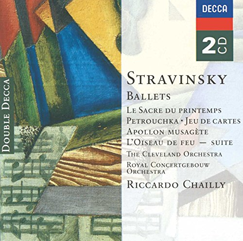 Stravinsky: Ballette