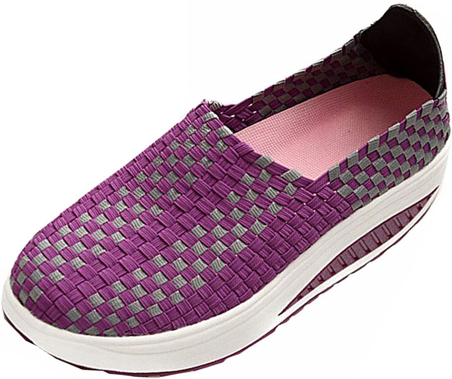 Summer shoes Women's Sneakers Sport Fashion Running Sneakers for Women Swing Wedges shoes