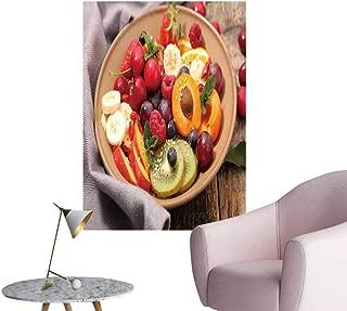 SeptSonne Wall Painting Fruit sala High-Definition Design,32
