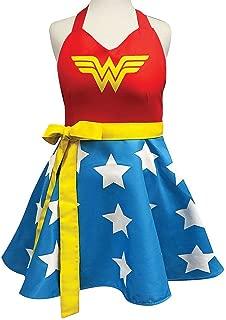 Best wonder woman fashion apron Reviews
